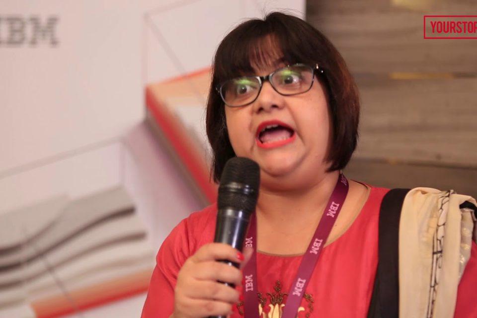 Zoya Pandey of Abbott Healthcare India on women advancing as